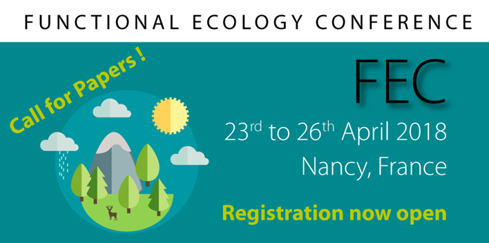 functional ecology conference